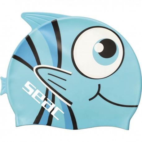 Czepek pływacki dla dzieci SEAC Fancy Jr