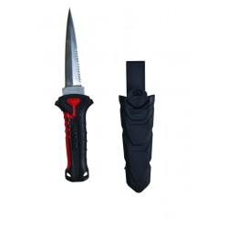 Nóż SEAC Katan Daga Czerwony