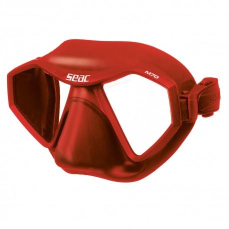 Maska SEAC M70 Czerwona