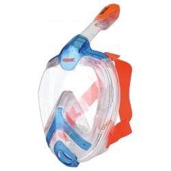Maska pełnotwarzowa UNICA BLUE/ORANGE S/M