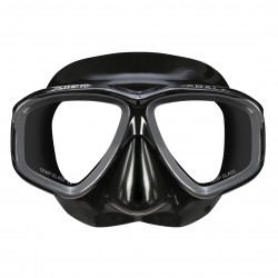 Maska OMER ABALON Black