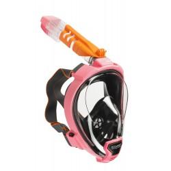Maska pełnotwarzowa OCEAN REEF ARIA QR+ PINK