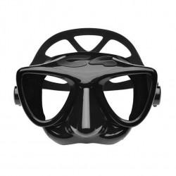 Maska do freedivingu / łowiectwa C4 Plasma Czarna