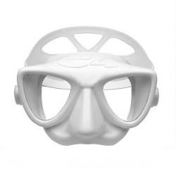 Maska do freedivingu / łowiectwa C4 Plasma Biała