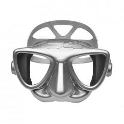 Maska do freedivingu / łowiectwa C4 Plasma Srebrna