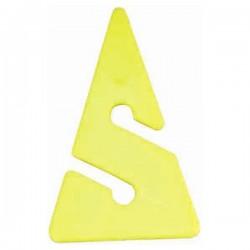 Znacznik trójkątny fluo - strzałka IST
