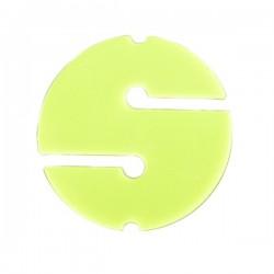 Znacznik okrągły fluo - IST