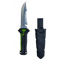 Nóż SEAC Katan Zielony